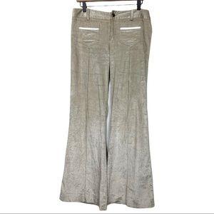 ALICE + OLIVIA Corduroy Bell Bottom Pants